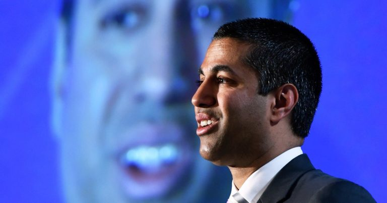 Ajit Pai Claims His FCC Improved Broadband Access
