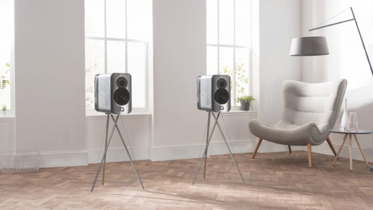 Q Acoustics Concept 300 first look: sublime speaker sounds, War of the Worlds style