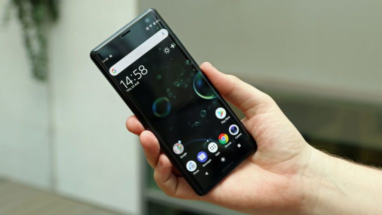 Sony Xperia XZ4 looks set to have a wide screen display for watching films