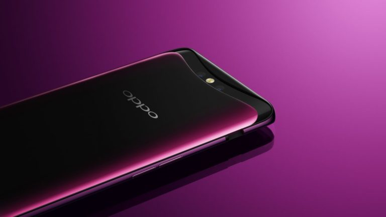 From X to Z: Oppo names its Find X successor in new trademark filing