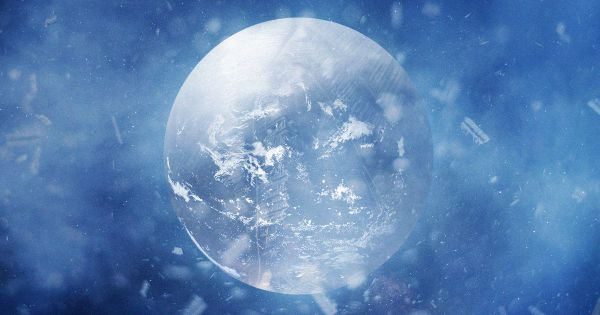 """Actually, """"It's Colder than Mars"""" Could be True Year-Round"""