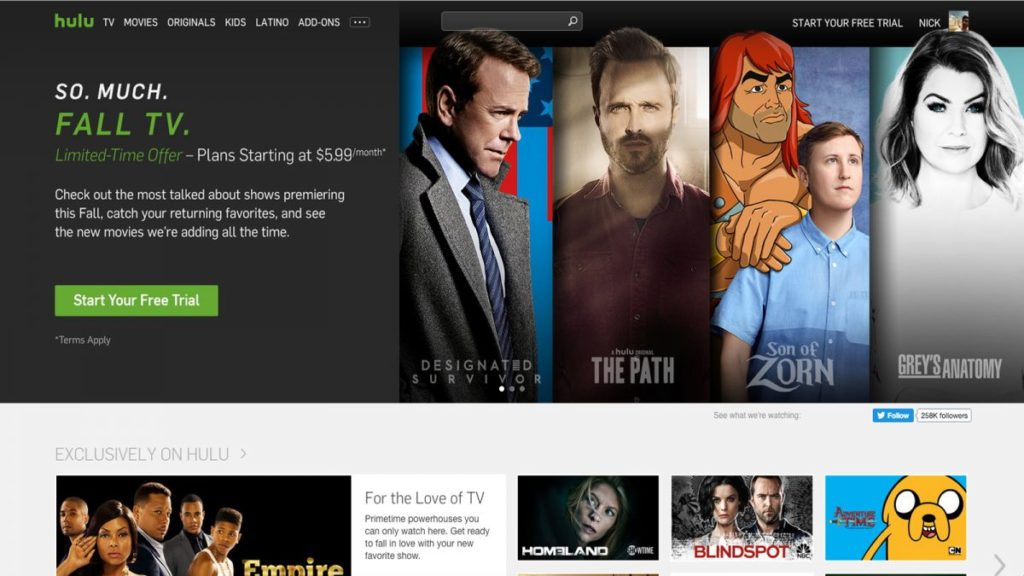 If Disney controls Hulu, the streaming service could go global 5