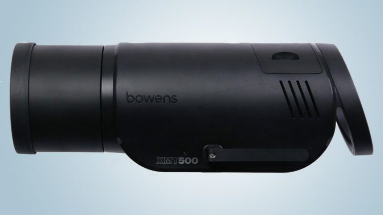 Bowens is back from the dead with new XMT500 flash head
