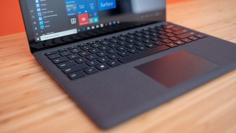 Microsoft Surface range looks to make its fabric coating smarter