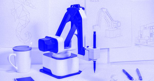 The 'Hexbot' Transforms Your Desk Into a 3D Printer and High-Tech Assembly Line