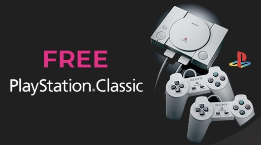 SIM only special: get a FREE PlayStation Classic with EE SIMO deals from only £12 a month