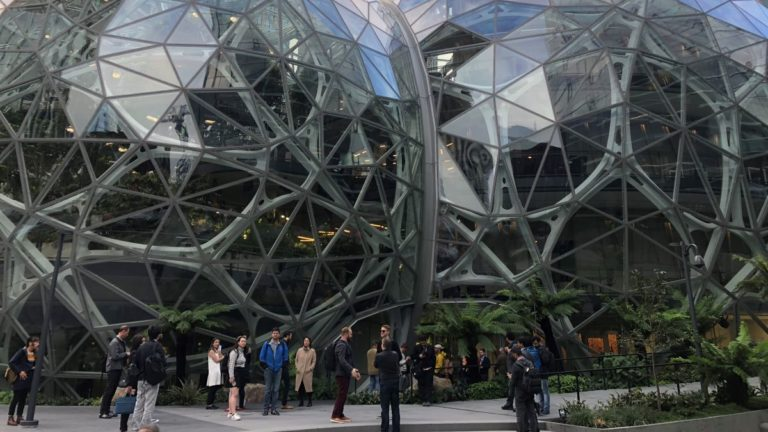 Amazon might be reconsidering its second headquarters in New York