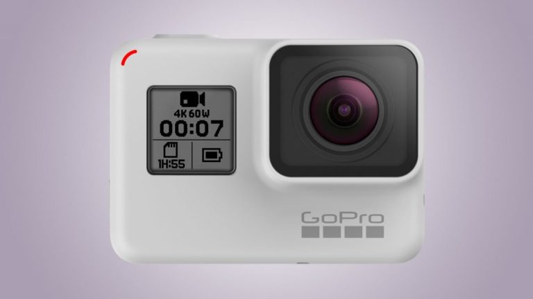 GoPro takes wraps off limited-edition 'Dusk White' Hero7 Black