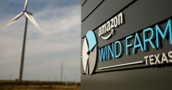 Amazon Launches Initiative to Make All Deliveries Carbon Neutral