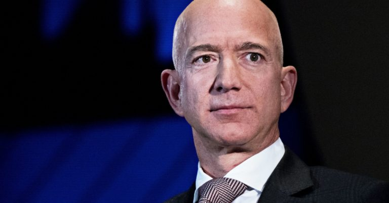 Jeff Bezos Alleges The National Enquirer Extorted Him
