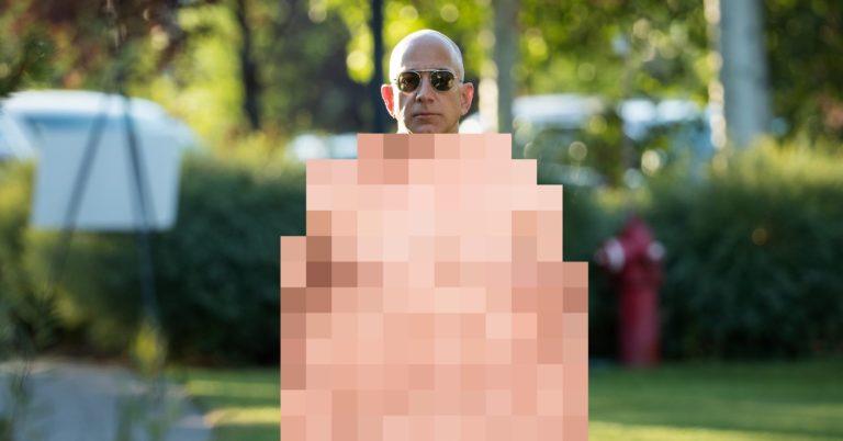 Jeff Bezos Aside, Sextortion Is Way Underreported