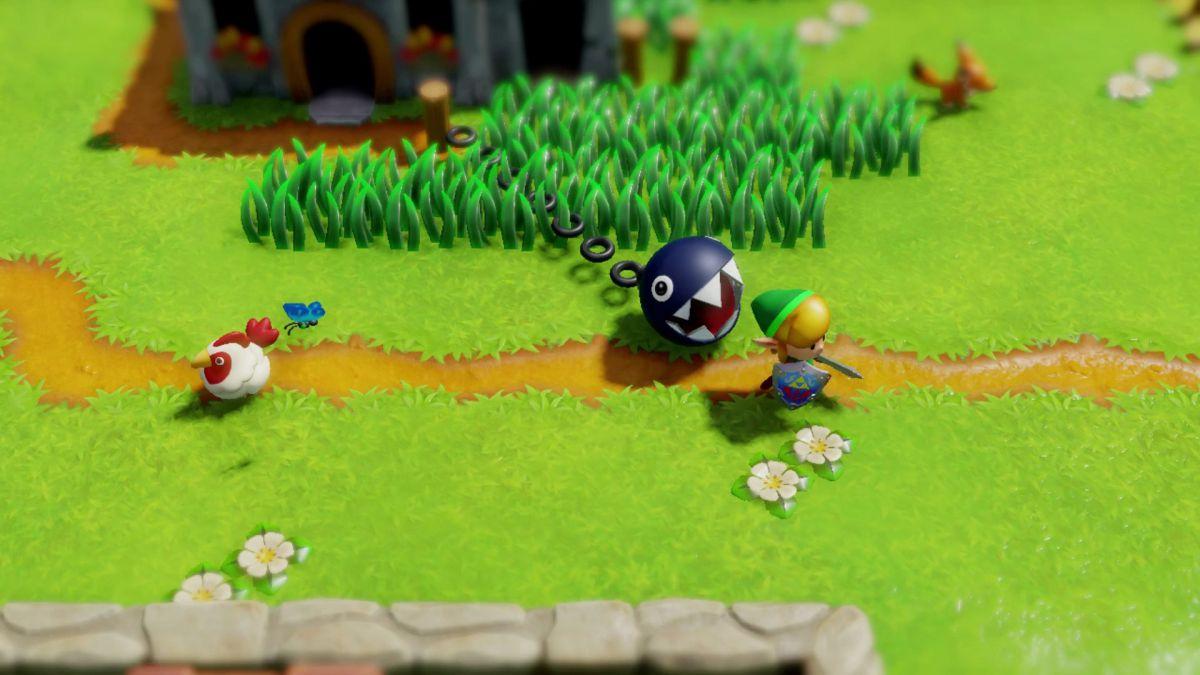 The Legend Of Zelda Link S Awakening Is Coming To Nintendo