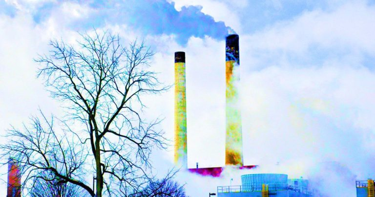 "New Tech That Sucks Carbon From Chimneys Has ""Tremendous Potential"""