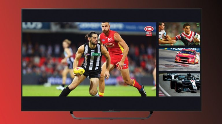Kayo Sports is now available to stream on Android TV devices