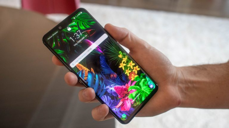 LG G8's top feature is exactly why brands shouldn't 'innovate' just because they can