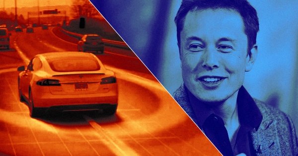 Teslas Will Be Fully Self-Driving By Next Year