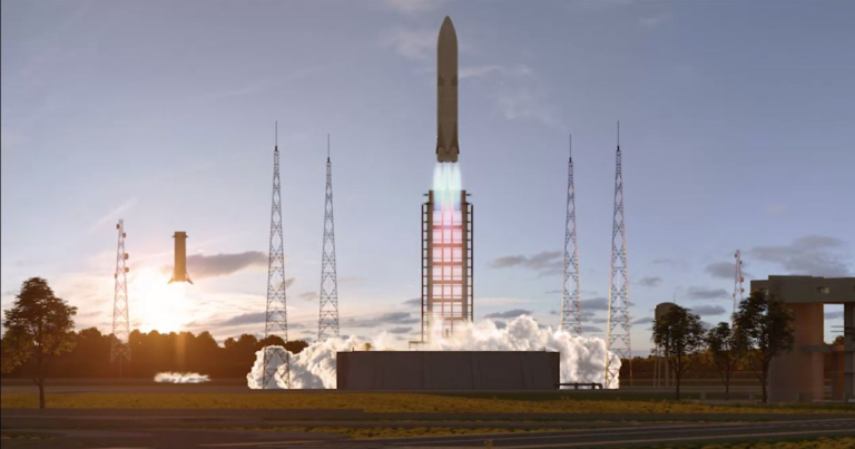 Europe's New Reusable Rocket Design Borrows Heavily From SpaceX