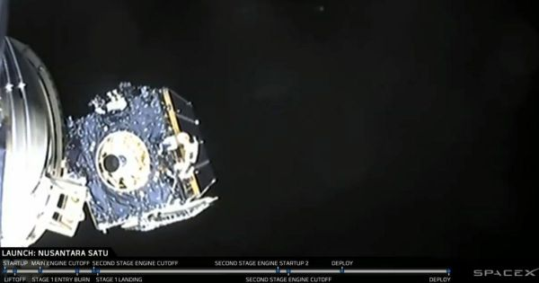 SpaceX Just Launched the First Commercial Lunar Lander, Ever
