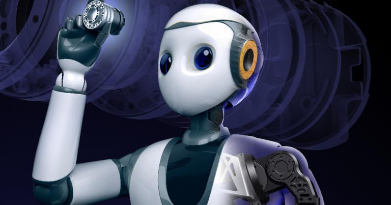 Nimble Humanoid Robot Threads Needle, Pours Drink