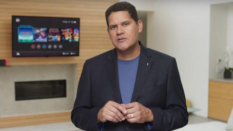 Nintendo of America President Reggie Fils-Aime to retire in April