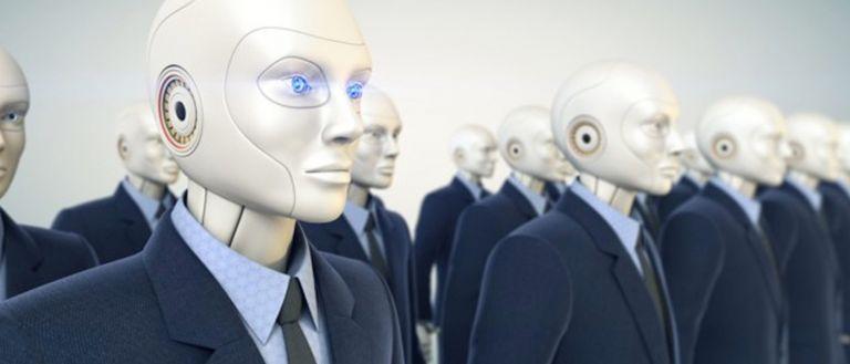 kill human sentient robot