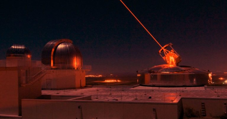 Pentagon Warns That Enemies Could Shoot US Satellites With Lasers