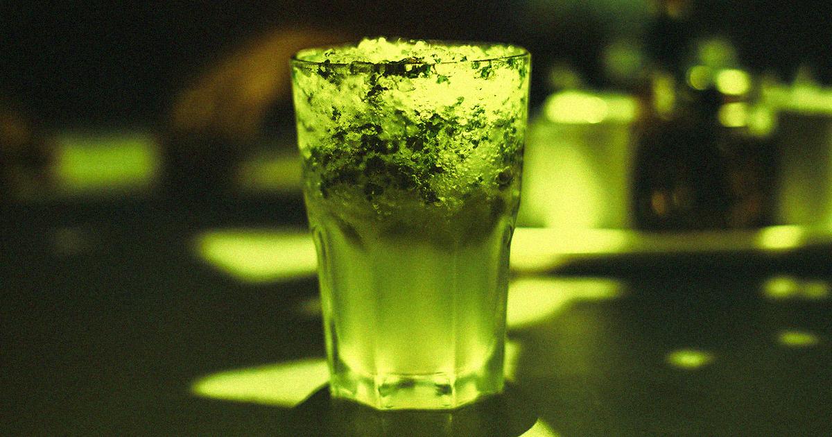 legal marijuana alcohol industry impact