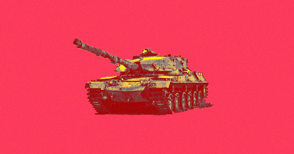 The Military Wants to Build Deadly AI-Controlled Tanks