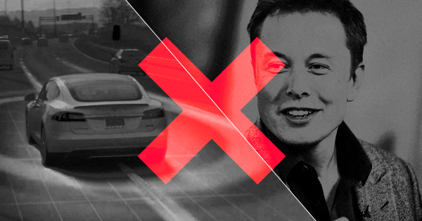"""Self-Driving Teslas In a Year Is """"Impossible"""""""