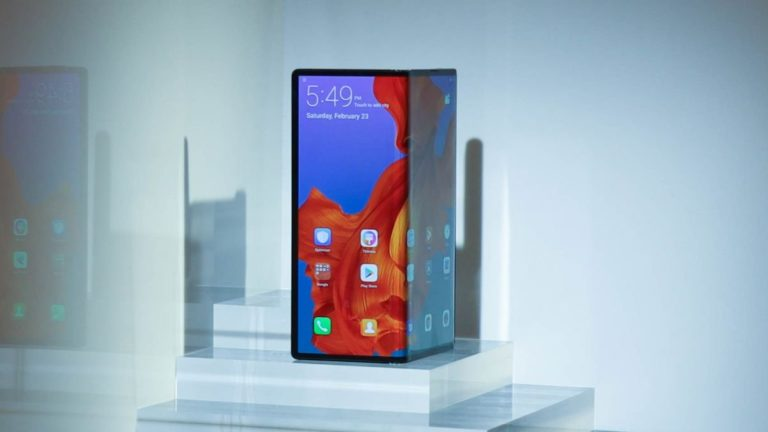 Huawei Mate X: first look at a truly impressive foldable phone
