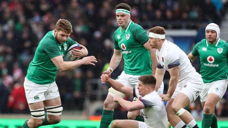 How to watch Ireland vs England: live stream Six Nations rugby online from anywhere