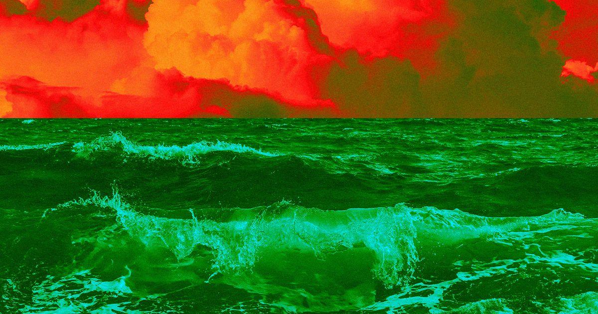 oceans color climate change