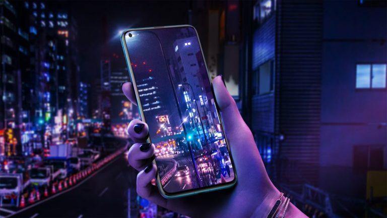Huawei Nova 4 brings cutting-edge display technology into a mid-range smartphone