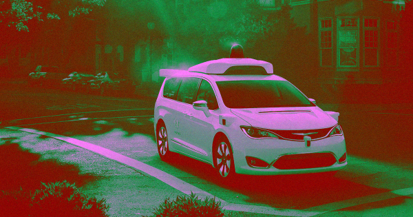 Watch a Self-Driving Car Obey Police Hand Signals