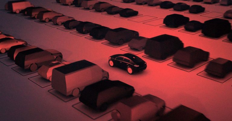 Self-Driving Cars Will Clog Streets to Avoid Parking Fees
