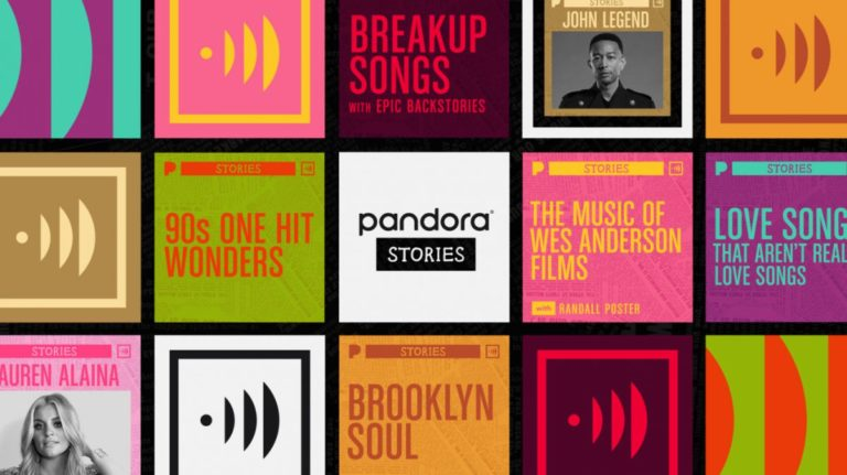 Pandora Stories teaches you the history of your favorite songs