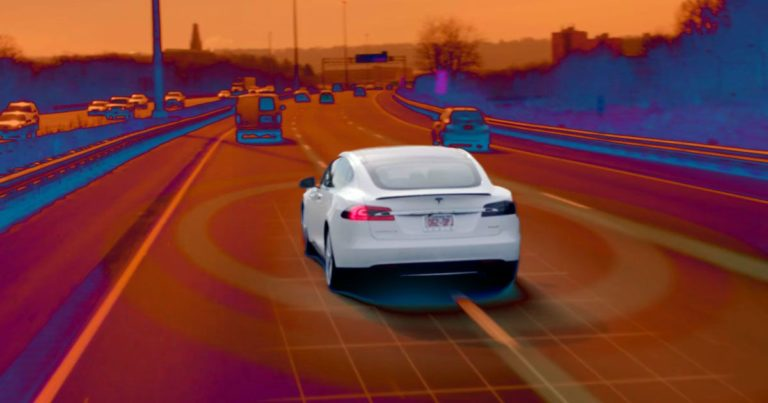 Tesla Driver Claims Autopilot Wouldn't Let Him Prevent Crash
