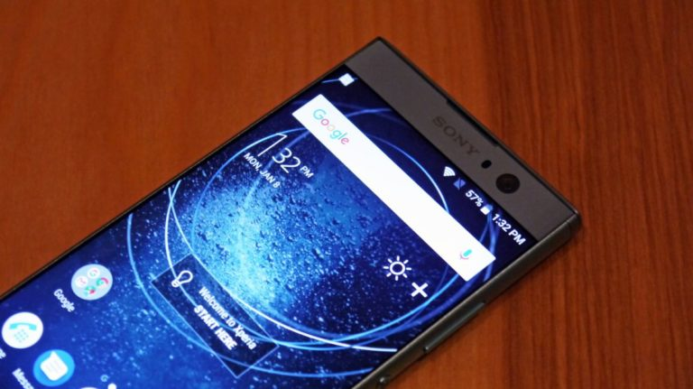 Leaked pics show off Sony Xperia XA3 with cinematic 21:9 display