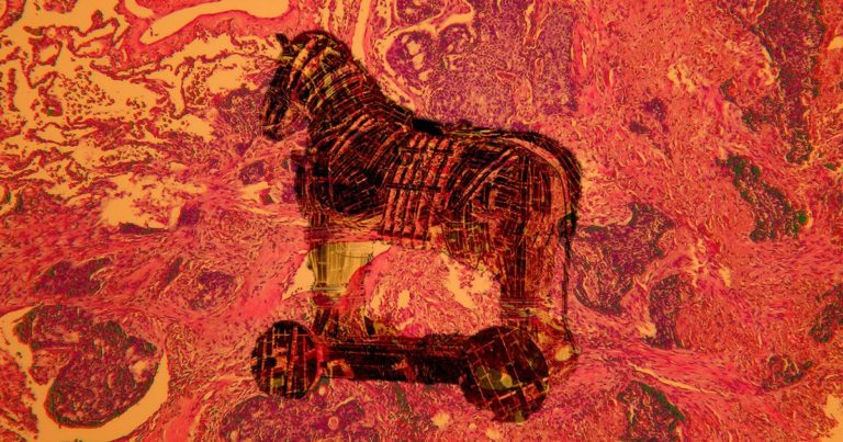 """Trojan Horse"" Cancer Drug Sneaks Inside Tumor Cells to Kill Them"
