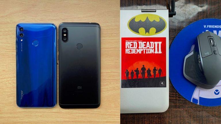 Comparison: Honor 10 Lite vs Xiaomi Redmi Note 6 Pro