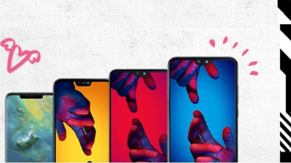 GiffGaff's new voucher offer makes it the place to buy new SIM-free Huawei handsets