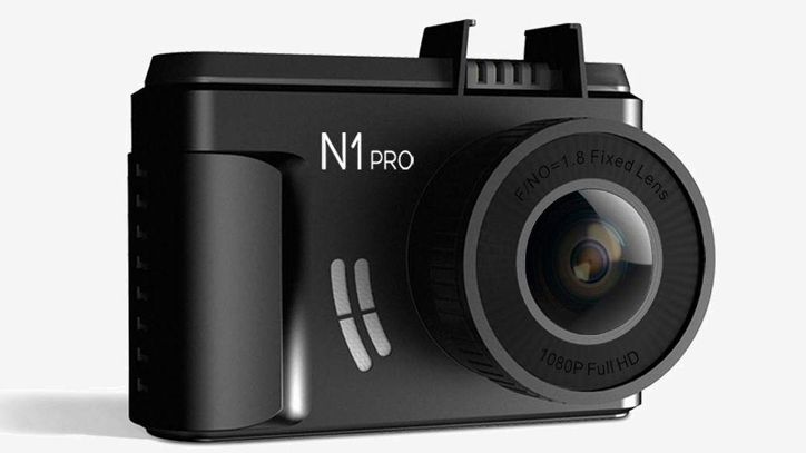 The Vantrue N1 Pro Mini dashcam hits an all-time low: $55