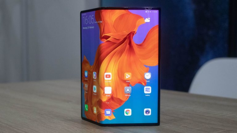 Want more Huawei Mate X? Here are 30 new photos from every angle