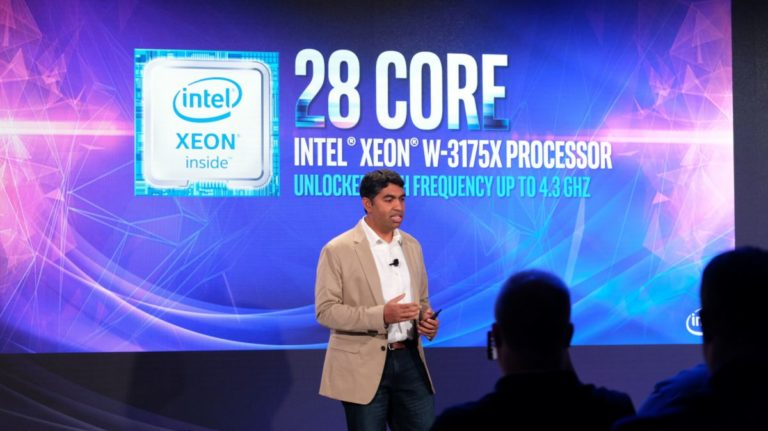 Intel releases its monstrous 28-core processor for $2,999
