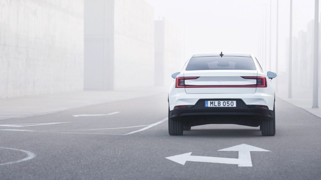 Polestar's new electric sports car is built to take on Tesla 2