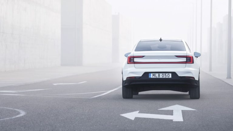 Polestar's new electric sports car is built to take on Tesla