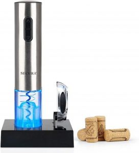 Secura Electric Wine Bottle Opener
