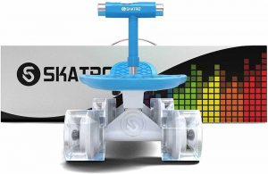 Skatro mini skateboard presentation of T Tool.