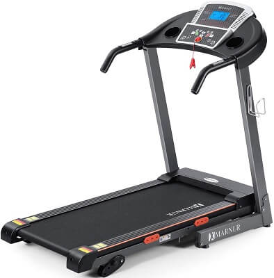 MARNUR Electric Treadmill