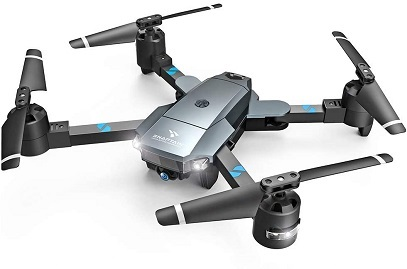snaptain A15H selfie drone with camera for table